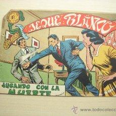 Tebeos: JEQUE BLANCO Nº 32, EDITORIAL ROLLÁN. Lote 27379962