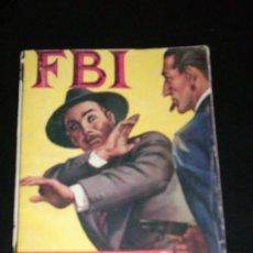Tebeos: FUGITIVO, POR HERMAN TELLGON - FBI - ROLLAN - ESPAÑA - Nº 216 - 1954. Lote 27753888