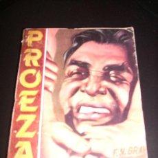 Tebeos: EVASION, POR F. N. GRAW - COLECCIÓN PROEZAS Nº 10 - ROLLAN - ESPAÑA - 1953 - RARO!!. Lote 27813976