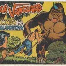 Tebeos: ROCK VANGUARD Nº 2. ROLLÁN 1961.. Lote 28093283