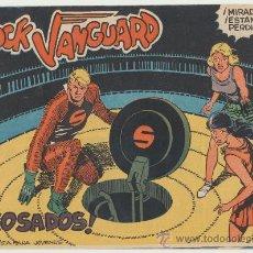 Tebeos: ROCK VANGUARD Nº 3. ROLLÁN 1961.. Lote 28093294