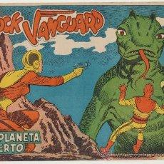 Tebeos: ROCK VANGUARD Nº 10. ROLLÁN 1961.. Lote 28093738