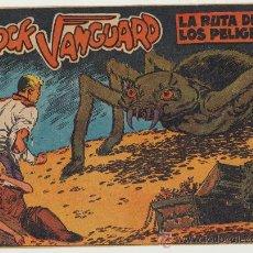 Tebeos: ROCK VANGUARD Nº 14. ROLLÁN 1961.. Lote 28093745