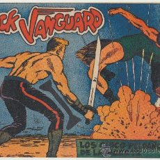 Tebeos: ROCK VANGUARD Nº 16. ROLLÁN 1961. ¡IMPECABLE!. Lote 28093761