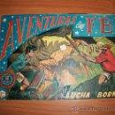 Tebeos: AVENTURAS DEL F.B.I. Nº 16 EDITORIAL ROLLÁN 1951 ORIGINAL . Lote 161168800