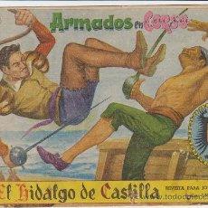 Tebeos: EL HIDALGO DE CASTILLA Nº 2. ROLLÁN 1959.. Lote 28536823