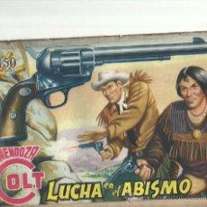 Tebeos: MENDOZA COLT (LOTE DE 7 NUMEROS). Lote 29011859