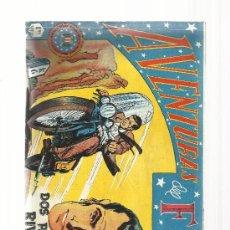 Livros de Banda Desenhada: AVENTURAS DEL F B I Nº 123. Lote 31301817