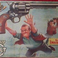 Tebeos: MENDOZA COLT - Nº 57 - ED. ROLLÁN - 1958. Lote 32200973