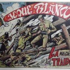 Giornalini: JEQUE BLANCO Nº 31 - ORIGINAL, ED. ROLLÁN. Lote 32271165