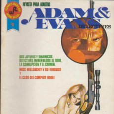 Tebeos: ADAM & EVANS Nº 1. SERIE ROJA.. Lote 32748575