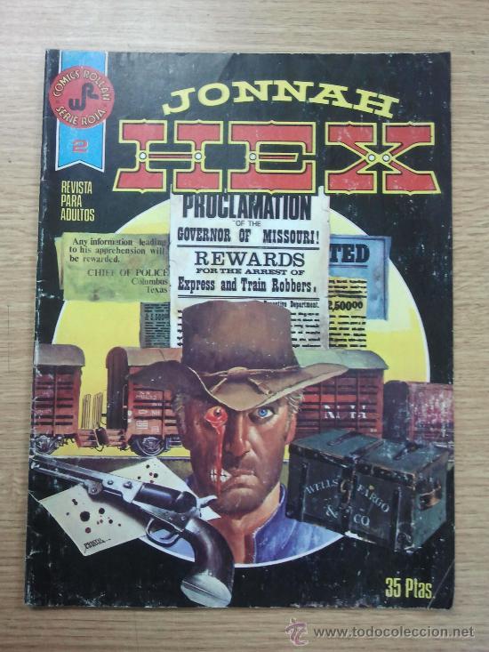 JONNAH HEX #2 (Tebeos y Comics - Rollán - Otros)
