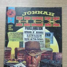 Tebeos: JONNAH HEX #2. Lote 33343905