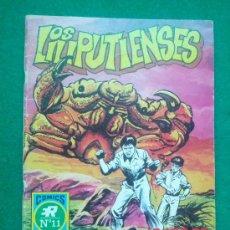 Livros de Banda Desenhada: COMIC LOS LILIPUTIENSES Nº 11. Lote 33359537