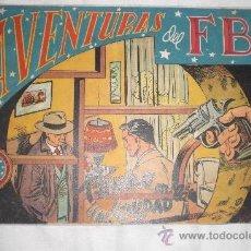 Tebeos: AVENTURAS DEL FBI Nº 75. Lote 33628728