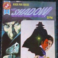 Tebeos: THE SHADOW. LA SOMBRA. Nº 3. EL REINADO DE LA COBRA. Lote 35045739