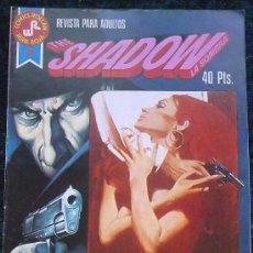 Tebeos: THE SHADOW. LA SOMBRA. Nº 4. LA NOCHE DE LA MOMIA. Lote 47871364