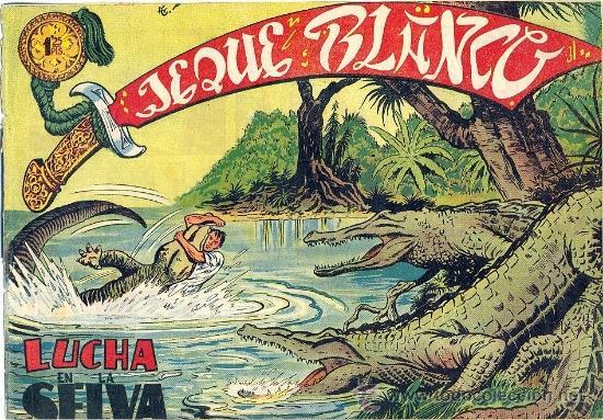 JEQUE BLANCO Nº 67 (Tebeos y Comics - Rollán - Jeque Blanco)
