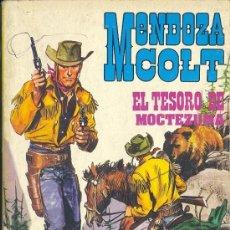 Tebeos: MENDOZA COLT Nº 3 (1974). Lote 35290689