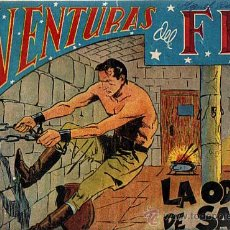 Tebeos: AVENTURAS DEL F.B.I Nº 134 - ORIGINAL. Lote 35497863