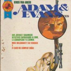 Tebeos: ADAM & EVANS Nº 1.. Lote 35581053