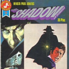 Tebeos: THE SHADOW Nº 3. Lote 35891343