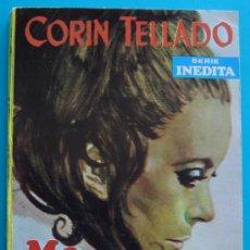 Tebeos: NOVELA DE CORIN TELLADO PRIMERA EDISION DE 1968, Nº 145 EDITORIAL ROLLAN, S. A. - ME SENTIA SOLA. Lote 35937328
