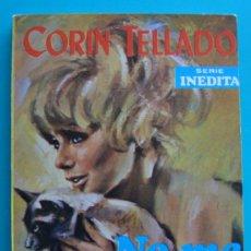 Tebeos: NOVELAS DE CORIN TELLADO PRIMERA EDISION 1969, Nº 170, EDITORIAL ROLLAN, S. A. - NO ME BURLO DE TI. Lote 35937979
