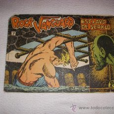 Tebeos: ROCK VANGUARD Nº 7, EDITORIAL ROLLÁN. Lote 35946715