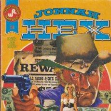 Tebeos: JONNAH HEX Nº 3.. Lote 122018568