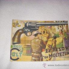 Tebeos: MENDOZA COLT Nº 6, EDITORIAL ROLLÁN. Lote 36732864