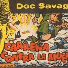 Tebeos: TEBEOS-COMICS GOYO - DOC SAVAGE - HERNANDEZ PALACIOS - Nº 4 *CC99. Lote 37027610