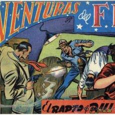 Tebeos: AVENTURAS DEL F.B.I. - NÚM. 14 - (1.25 PTS.) - EL RAPTO DE BILL BOY. Lote 37403852