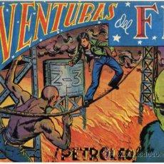 Tebeos: AVENTURAS DEL F.B.I. - NÚM. 24 - (1.25 PTS.) - PETROLEO. Lote 37404250