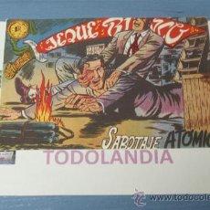 Livros de Banda Desenhada: COMICLANDIA:COMIC DE EL JEQUE BLANCO Nº84,SABOTAJE ATOMICO,DE EDITORIAL ROLLAN. Lote 37663938