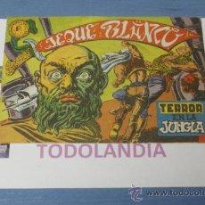 Tebeos: COMICLANDIA:COMIC DE EL JEQUE BLANCO Nº3,TERROR EN LA JUNGLA,DE EDITORIAL ROLLAN. Lote 37664185