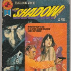 Tebeos: THE SHADOW N. 1. Lote 38079552