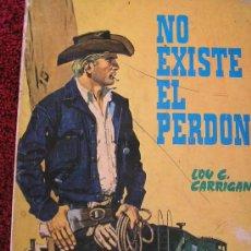 Tebeos: NO EXISTE EL PRDON, POR LOU. C. CARRIGAN - COLECCIÓN WESTERN CLUB Nº 5 - ROLLAN - ESPAÑA - 1964. Lote 38490779