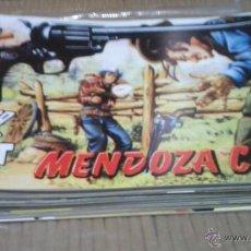 Tebeos: MENDOZA COLT DEL 1 AL 40 REEDICION.. Lote 39890720