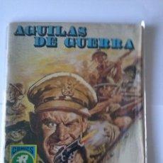 Tebeos: AGUILAS DE GUERRA COL . DE 1 Nº BIEN -ROLLAN. Lote 41736021