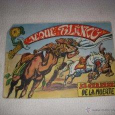 Tebeos: JEQUE BLANCO Nº 6, EDITORIAL ROLLÁN. Lote 42022630