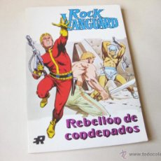 Tebeos: EDITORIAL ROLLAN - ROCK VANGUARD NUMERO 3 - REBELION DE CONDENADOS - INMEJORABLE ESTADO. Lote 42568245
