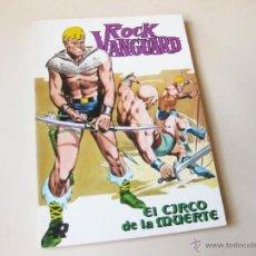 Tebeos: EDITORIAL ROLLAN - ROCK VANGUARD NUMERO 5 - EL CIRCO DE LA MUERTE - INMEJORABLE ESTADO. Lote 42568357