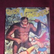 Tebeos: ROCK VANGUARD Nº 2. EDIT. ROLLAN. 1958. ALIADOS CONTRA EL PELIGRO. MUY ESCASO. 5 PTS. Lote 42674900