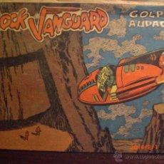 Tebeos: ROCK VANGUARD Nº 12 - GOLPEDE AUDACIA. Lote 42948607
