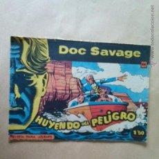 Tebeos: DOC SAVAGE Nº 11 -ROLLAN-. Lote 42961594