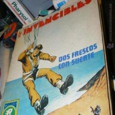 Tebeos: TEBEOS-COMICS CANDY - LOS INVENCIBLES - ROLLAN - 1973 - Nº 7 - DIFICIL *DD99. Lote 43093260
