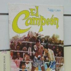 Tebeos: EL VIEJO Y EL NIÑO Nº 12 EL CAMPEON - ROLLAN. Lote 43815075