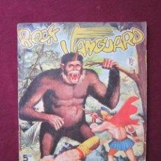 Tebeos: ROCK VANGUARD Nº 2. EDIT. ROLLÁN. 1958. ALIADOS CONTRA EL PELIGRO. MUY ESCASO. 5 PTS TEBENI. Lote 43952666