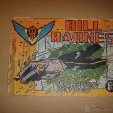 Tebeos: BILL BARNES Nº 4, EDITORIAL ROLLÁN. Lote 44136158